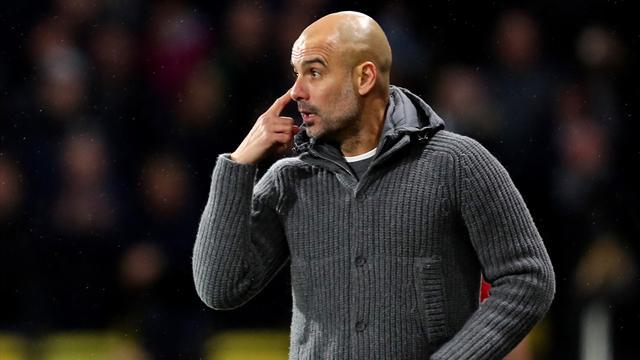 Fair-play financier : Guardiola confiant pour Manchester City