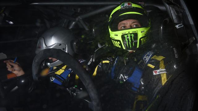 Monza Rally Show: Rossi chiude al comando prima giornata davanti a Suninen, quarto Cairoli