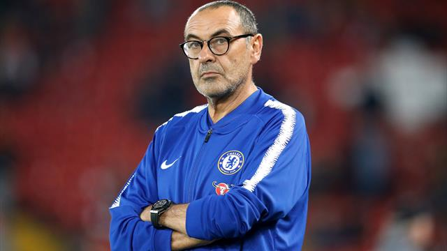 Sarri seeks time to make Chelsea top dogs
