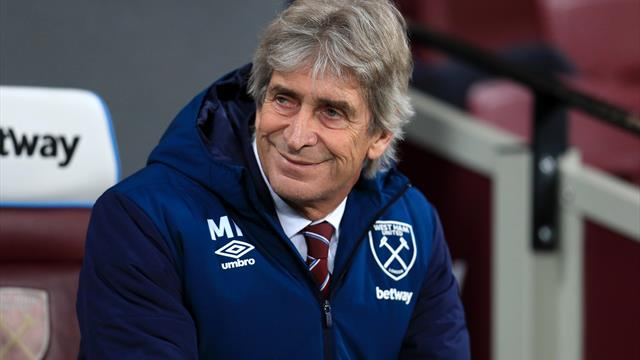 I hope to still be a manager at 75, says West Ham boss Pellegrini