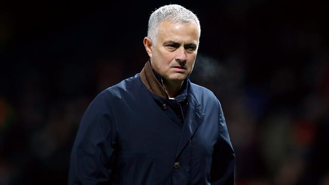 Jose Mourinho 'fully committed' to Manchester United – agent Jorge Mendes