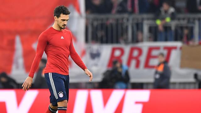 """Hummels vor dem Aus? """"Wird sich relativ schnell erledigen beim FC Bayern"""""""