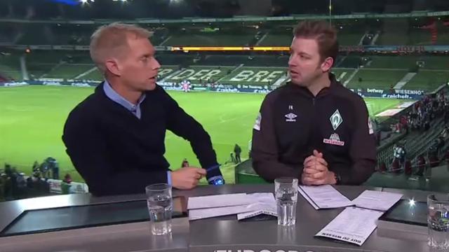 Bremen-Coach Kohfeldt schwärmt von US-Youngster
