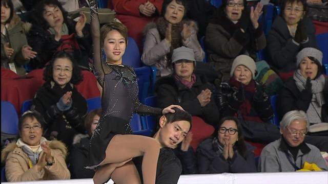 Final Grand Prix: Cheng Peng y Yang Jin se ponen en cabeza por muy poco