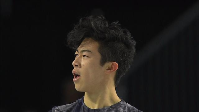 Highlights | vrije kür Nathan Chen bij Grand Prix Final