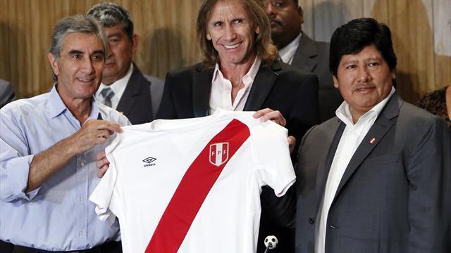 Perus Fußball-Boss für 18 Monate in Sicherungsverwahrung