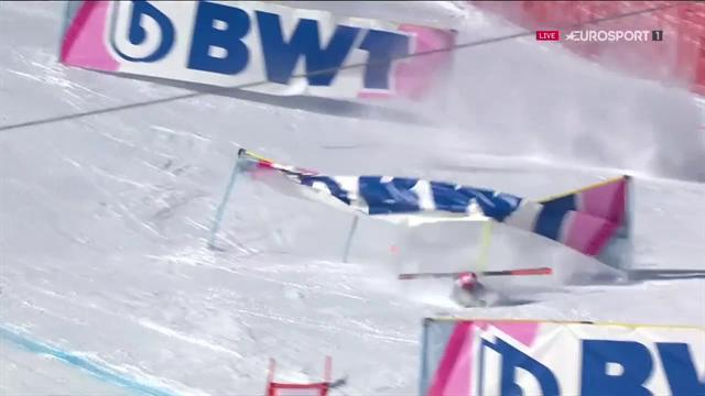 Cade anche Nadia Fanchini: giornata nera per l'Italia a St. Moritz