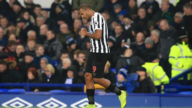 Rafael Benitez hoping Salomon Rondon can follow in Alan Shearer's footsteps