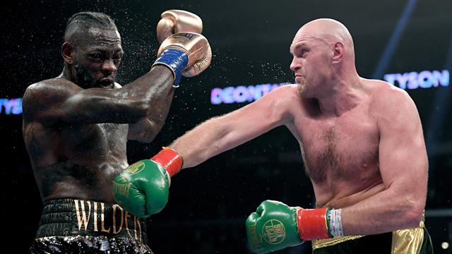 WBC подтвердил бой-реванш между Фьюри и Уайлдером
