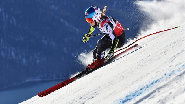 Fenomenaal! Veelvraat Shiffrin wint ook Super-G in St. Moritz