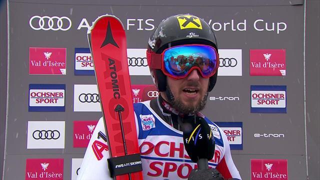 """Hirscher: """"Das ist die schwierigste Strecke im Weltcup"""""""