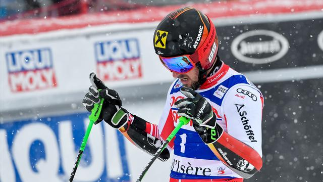 'Spectacular' - Hirscher seals 60th World Cup win
