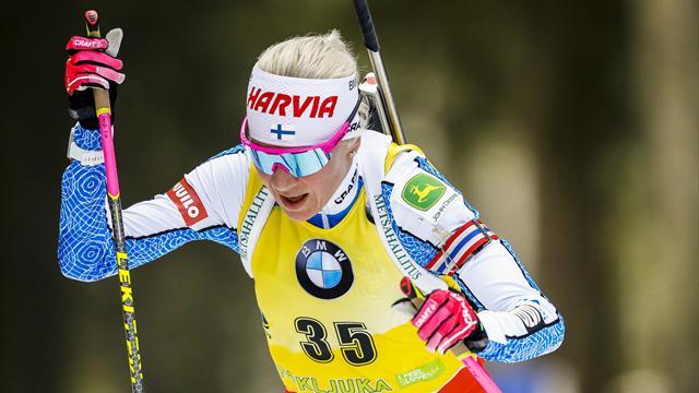 Макарайнен выиграла в спринте, 3 русских в топ-15