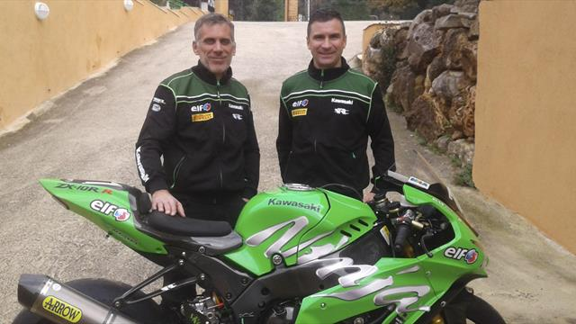 Erwan Nigon rejoint le Team SRC Kawasaki France