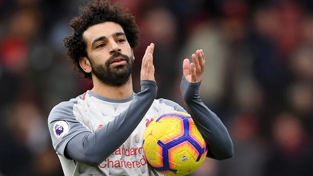 Salah refuses Man of the Match award, insists team-mate takes it