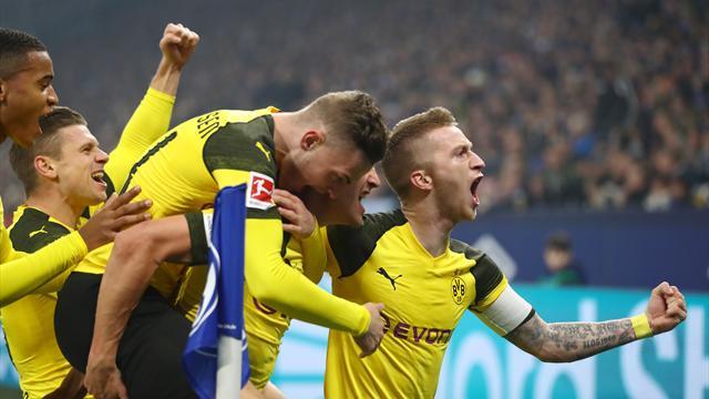 Dortmund s'offre le derby, le Bayern se replace