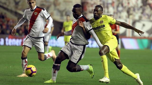 Advíncula, Medrán y Akieme, novedades en la lista del Rayo frente al Betis