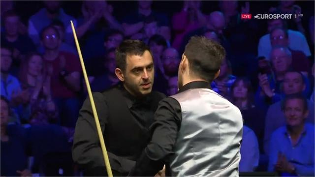 O'Sullivan to face Allen in UK Championship final