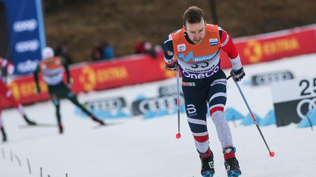 Two wins in a row for Norway's Roethe