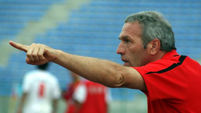 Middendorp kehrt als Trainer zu den Kaizer Chiefs zurück