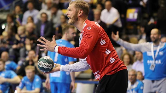 Handball: Ex-Nationaltorwart Bitter nicht schwerer verletzt