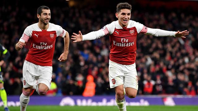 Late Torreira heroics help Arsenal past Huddersfield
