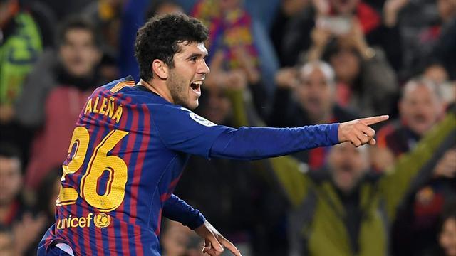 Carles Aleñá, enfin un joueur made in Barça pour succéder à Xavi et Iniesta