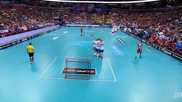 Höjdpunkter: Tjeckien aldrig nära – final för Finland igen