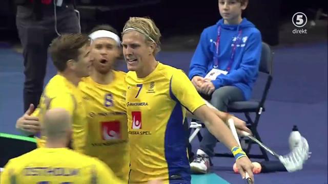 Här skriver Kim Nilsson ny VM-historia