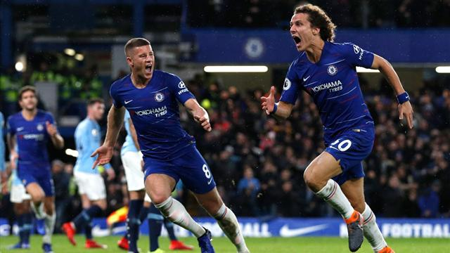 Chelsea end City's unbeaten start; Liverpool stay top