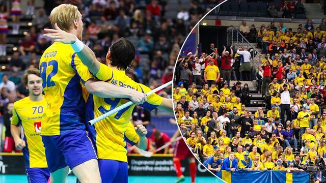 Sverige till final efter galet straffdrama