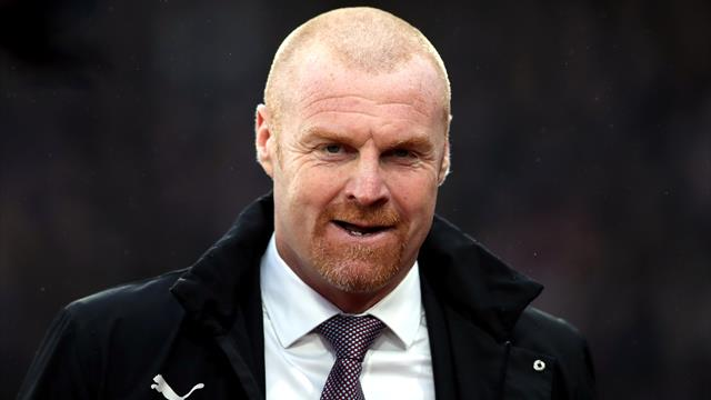 Dyche relief after seeing Burnley 'ground out' first win since September