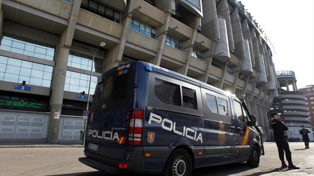 Boca Juniors llega a Madrid