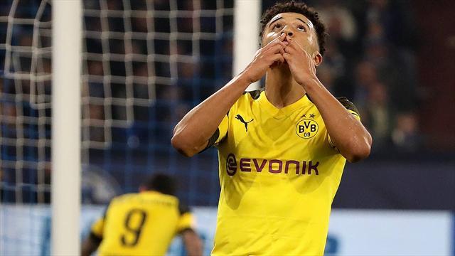 Revivez le raid de Sancho qui a offert le derby à Dortmund