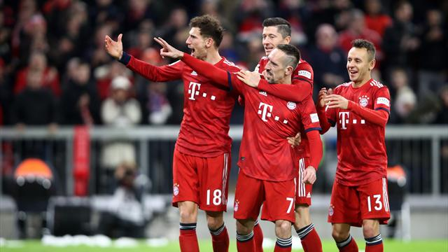 """Reaktionen zum Bayern-Sieg: """"Jetzt zeigt sich, ob wir Typen im Team haben"""""""