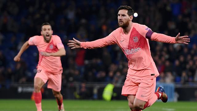 Zaubershow von Messi! Barça nimmt Espanyol auseinander
