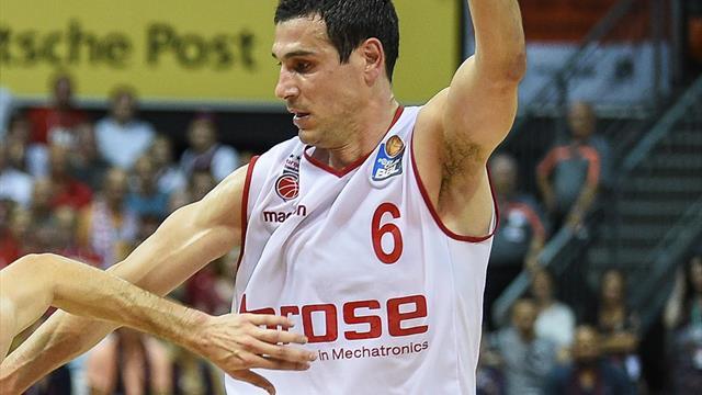 Basketball: Bamberg nach deutlichem Sieg Dritter