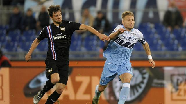 La Lazio encore au ralenti