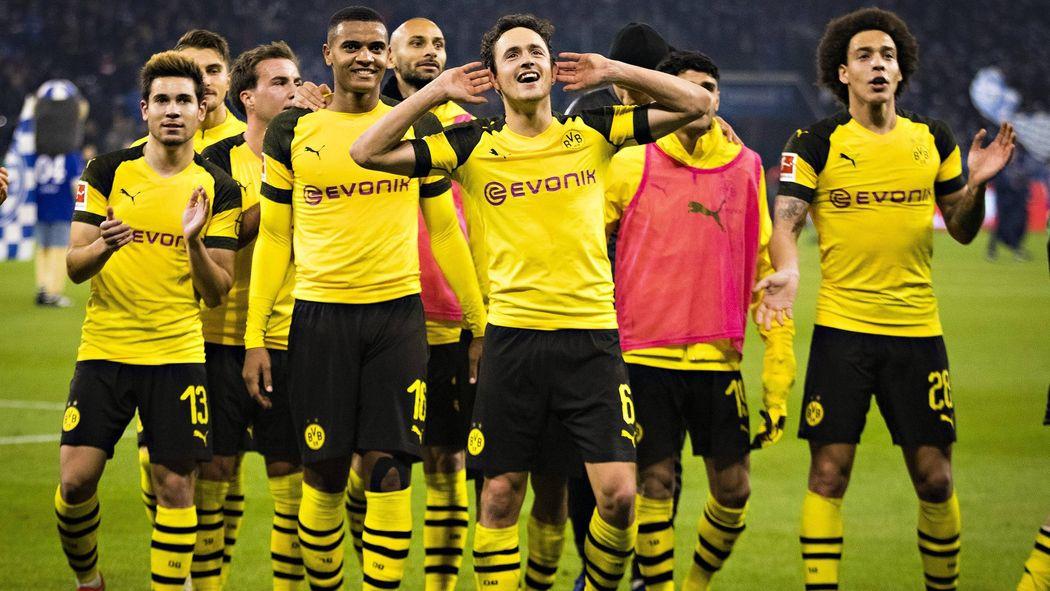 Borussia Dortmund Sv Werder Bremen So Lief Das Spiel Im Tv Und Im