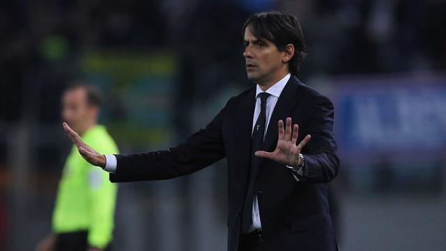 """Inzaghi: """"Siamo stati un po' sfortunati. Milinkovic-Savic? Gli manca solo il gol"""""""
