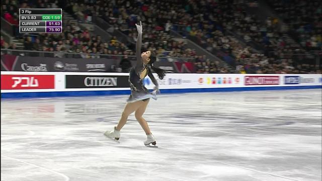 A 16 ans, Kihira surprend Zagitova