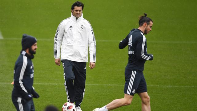 Solari défend l'implication de Bale