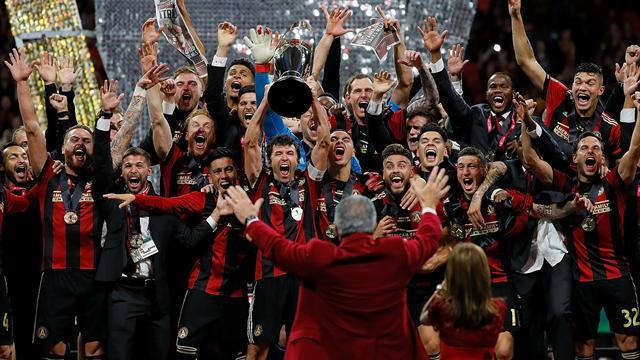 MLS | Atlanta United verovert voor ruim 70.000 fans MLS-Cup