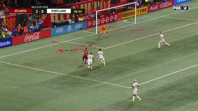 MLS-Finale: Gressel fast mit dem dritten Tor
