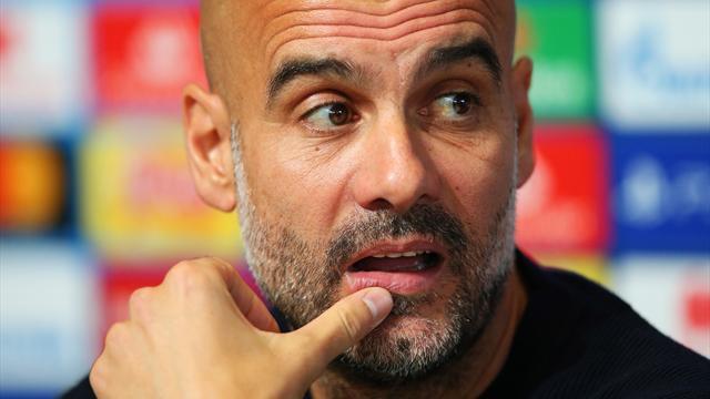 """Guardiola : """"Liverpool est devenu le favori et tout le monde peut gagner la Premier League"""""""