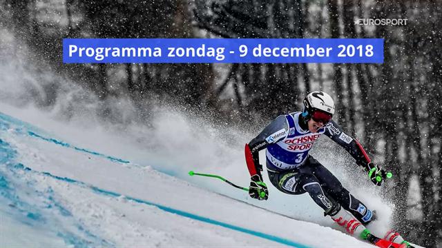 Vandaag op Eurosport: een dag vol wintersport