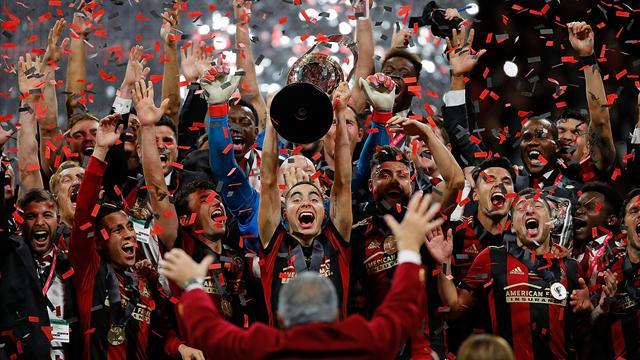 Atlanta United win MLS Cup beating Portland Timbers in final