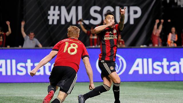 «Атланта» прихлопнула «Портленд» в финале MLS