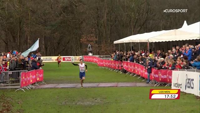 Europeos de Cross: Oumaiz conquista la plata en Tilburg solamente superado por Ingebrigtsen