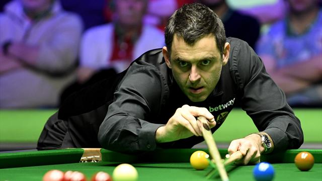 Re-live Ronnie O'Sullivan's brilliant brace of 147s – Eurosport Advent Calendar